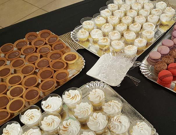buffet desserts séminaire relais du moulin neuf sud ouest