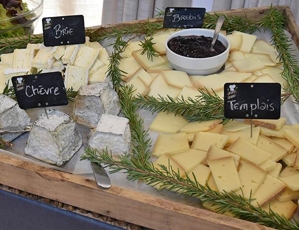 plateau de fromage mariage relais du moulin neuf barbaste