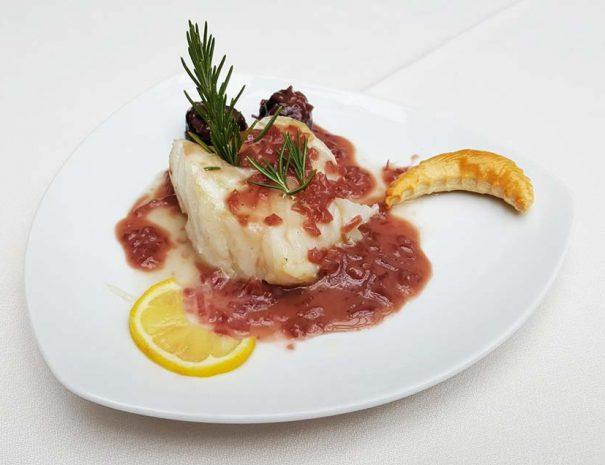 poisson sauce échalote cousinade et mariage sud ouest