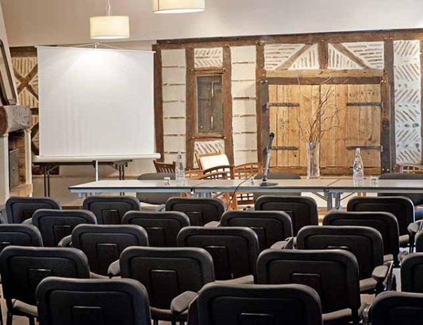 salle pour les séminaires d'entreprise sud ouest relais du moulin neuf