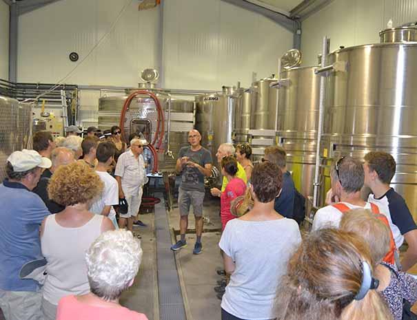visite distillerie armagnac relais du moulin neuf vacances été