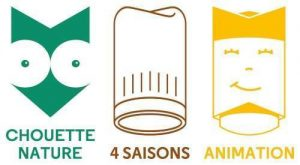 Label Chouette nature 4 saisons et animation cap france du Relais du Moulin Neuf