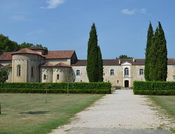 paysage gascogne chateau sud ouest relais du moulin neuf