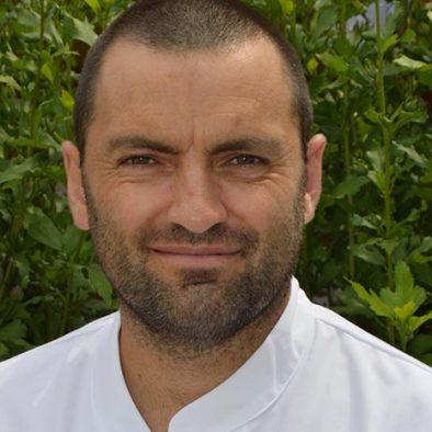 Cédric, second de cuisine du Relais du Moulin Neuf Cap France